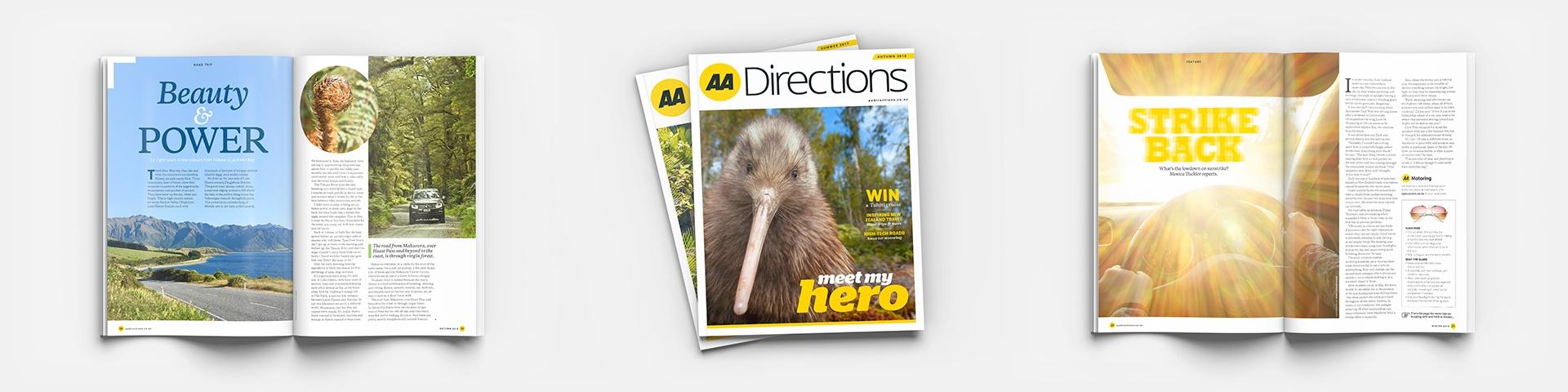 AA Directions