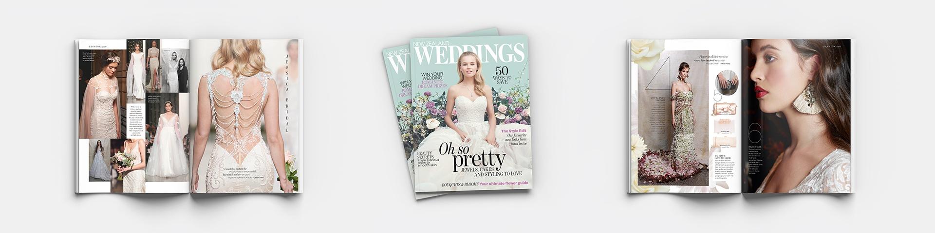 Fashion Week & New Zealand Weddings