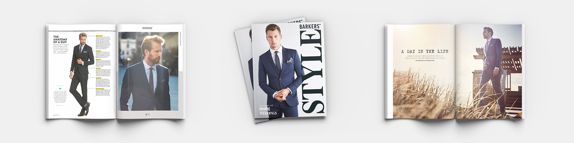 The Barkers Style Journal