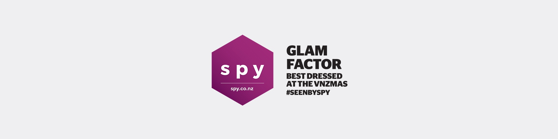 Spying in style at the Vodafone NZ Music Awards