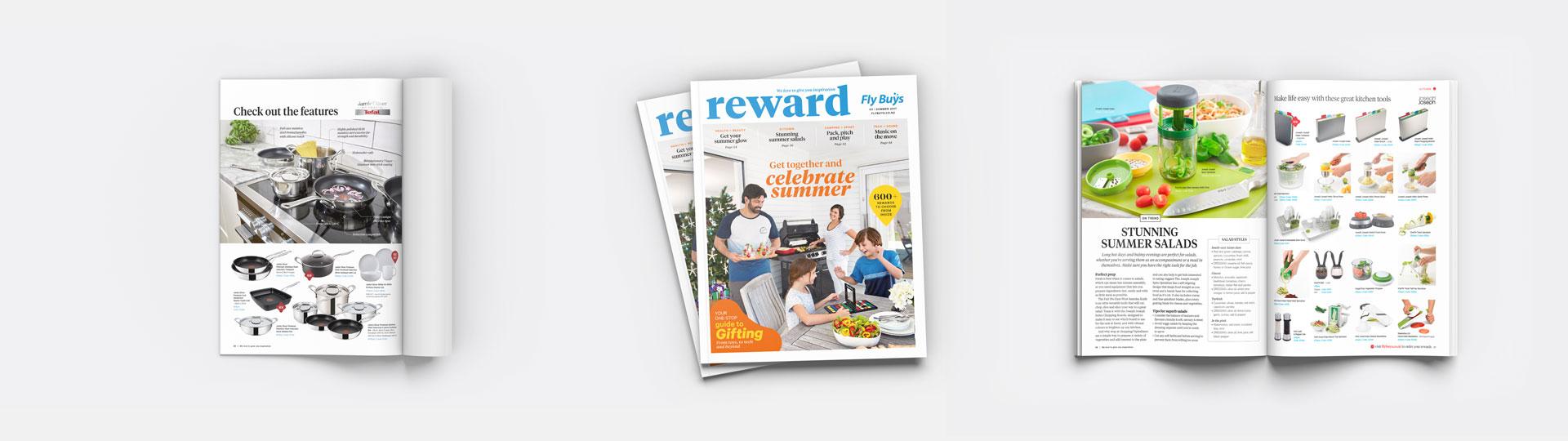 Reward Magalogue