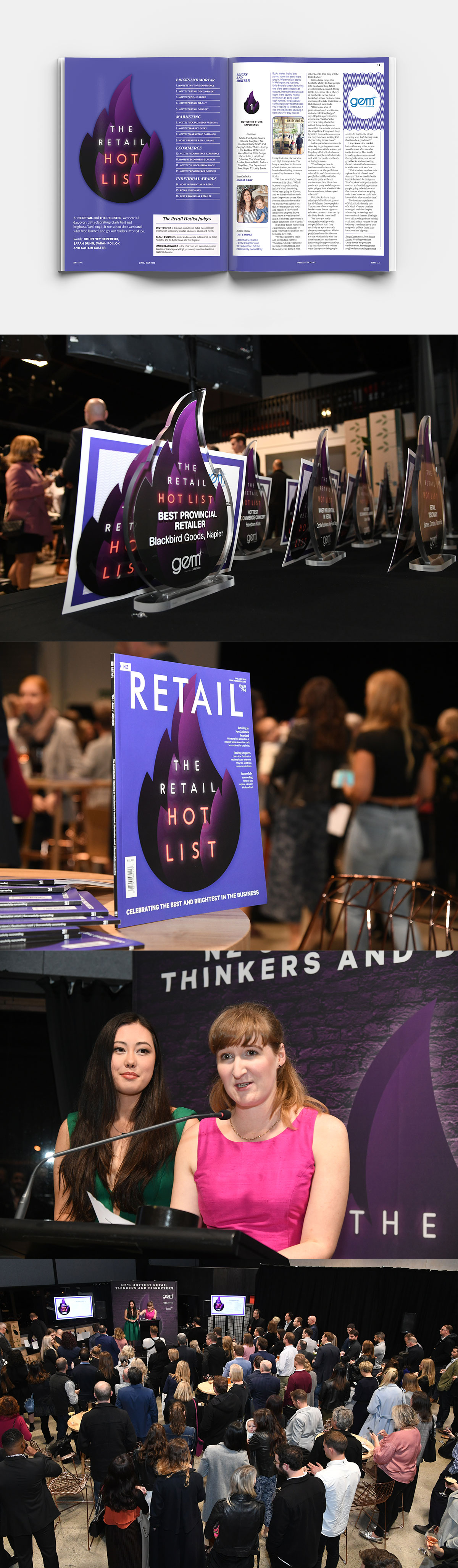 The Retail Hot List