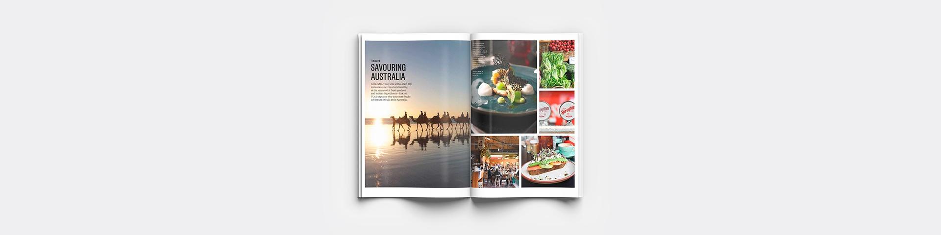 Savouring Australia Campaign